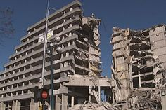 The Grand Plaza Hotel in Victoria Square came down too South New Zealand, New Zealand Cities, New Zealand Earthquake, Christchurch New Zealand, Apocalyptic Fashion, 2nd City, Central City, Plaza Hotel