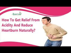 Dear friend, in this video we are going to discuss about how to get relief from acidity. Herbozyme capsules are the best herbal supplements to get relief from acidity and reduce heartburn problem naturally in men and women.  You can find more about how to get relief from acidity at http://www.ayurvedresearch.com/herbal-acidity-treatment.htm