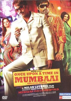 1970 Mumbai, the changing face of the Mumbai underworld.  What goes up must come down? OR The bigger they are, the harder they fall?  Either or.  Film depicts the rise and fall of Sultan (Ajay Devgn), his protégé Shoaib (Emraan Hashmi) knocks the crime boss off this throne and takes over the murky underbelly of Mumbai.  Typical nasty business of criminals.
