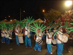 Brazilian Kids Bloco of Carnival