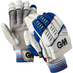 NEW 2016 GM Original Limited Edition Cricket Batting Gloves -