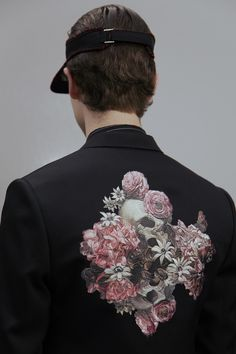 CR Fashion Book - BACKSTAGE AT DIOR HOMME SPRING 2017