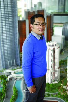 Ridwan Kamil (born 4 October 1971) is an Indonesian architect and lecturer in the Department of Architecture, Bandung Institute of Technology. Kamil founded architect firm Urbane Indonesia in 2004 with three partners. Kamil studied architecture at the Bandung Institute of Technology. Excelling in undergraduate studies, he continued to study for a Master of Urban Design at the College of Environmental Design, University of California, Berkeley. http://en.wikipedia.org/wiki/Ridwan_Kamil.
