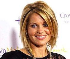 Short Straight Textured Layered Haircut. #Hairstyles