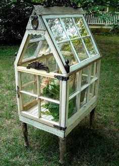 Tiny greenhouse