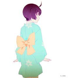 Tsukihi Araragi from the opening of Nisemonogatari [gif, anime caps, anime girls] Anime Art Girl, Manga Art, Anime Manga, Hanekawa Tsubasa, Cute Kawaii Girl, Good Anime Series, Monogatari Series, Anime Gifts, Anime Kawaii