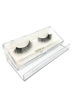 08e62b9edbe Amazing Double Layered 3D Lashes Reusable hight quality Chemical fiber  Natural False Eyelashes