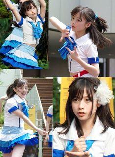 Idol 橋本環奈 Hashimoto Kanna, Japan Girl, Cute Images, Asian Woman, Pretty Woman, Cosplay Costumes, Cute Dresses, Sexy Women, Beautiful Women