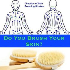 What if I told you there's a simple wellness trick that only takes five minutes a day, costs nothing, and helps cleanse your body, inside and out? Dry skin brushing has a number of health benefits and is so simple to do.  So how does it work?  Your skin, the largest organ in the human body is an organ of elimination. One third of your body's toxins are excreted through the skin and dry brushing helps to unclog pores and excrete toxins that become trapped in the skin.  To get started, follow…