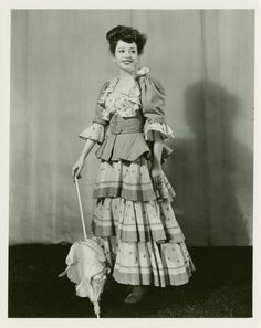 Bonita Primrose as Ado Annie in Oklahoma!