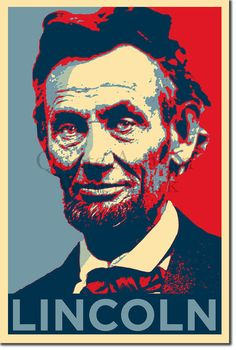 This original design features Abraham Lincoln and is a fun parody of the iconic Obama Hope posters made famous in The print is inches Poster Making, Unique Photo, Abraham Lincoln, Photo Art, Red And Blue, Original Art, Art Prints, History, Education