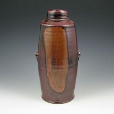 """Greg Schatz 11 3/4"""" Vase"""