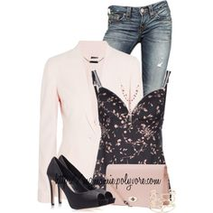 """""""Untitled #2140"""" by mzmamie on Polyvore"""