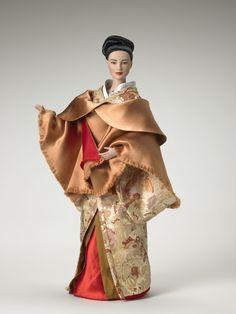 Okiyo Visit - 2006 Tonner Doll Company #MemoirsOfAGeisha #MovieDolls #FashionDolls #TonnerDolls @Tonnerdoll