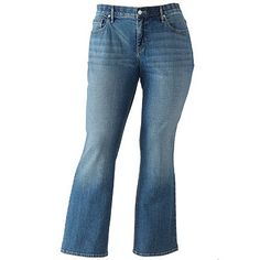 Levi's 525 Perfect Waist Bootcut Jeans
