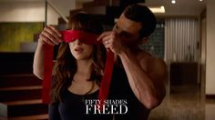 Fifty Shades Freed - Tease Ready for the trailer on Monday, November 6th, 2017.