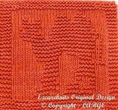 Knitting Cloth Pattern  BABY CAMEL  PDF by ezcareknits on Etsy