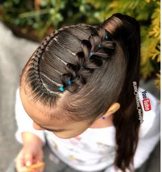 Best Wedding Hairstyles for Flower Girls Braids Toddler Hairstyles Girl braidedhairstyles braids flower girls Hairstyles wedding Lil Girl Hairstyles, Kids Braided Hairstyles, Princess Hairstyles, Box Braids Hairstyles, Fancy Hairstyles, Cute Hairstyles For Toddlers, Hairstyle Ideas, Hairstyles For Girls Easy, Little Girl Wedding Hairstyles