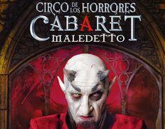 La trilogia del Circo de los horrores: a Napoli il Cabaret Maledetto