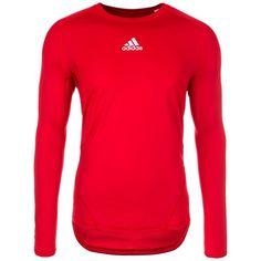adidas Performance Trainingsshirt »Alphaskin Sport« für 34,95€. Effektives Feuchtigkeitsmanagement, Natürliche Bewegungsfreiheit bei OTTO