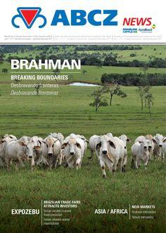 Boletín Informativo de la Asociación Brasileña de los Criadores de Cebú (ABCZ) / Newsletter of Brazilian Association of Zebu Breeders (ABCZ)