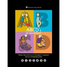 GREAT PE resource, includes long range plans, assessment love this it's all I use - ABCD's of Movement K-6 physical education curriculum support for elementary schools Kindergarten (can order on Amazon)