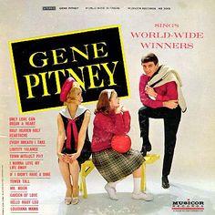 Artist:  Gene Pitney  Title:  Sings World-Wide Winners
