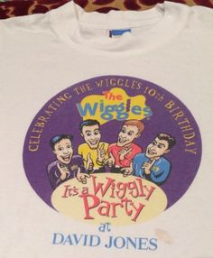 Wiggles-Tshirt-T-shirt-Its-A-Wiggly-Party-Birthday-Gift