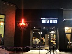 Water Witch, Salt Lake City, Utah. #bars #slc #latitude40slc #cocktails