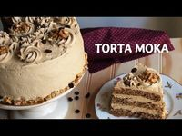 TORTA MOKA – Cocina Chilena Chilean Desserts, Chilean Recipes, Wine Recipes, Cooking Recipes, Vanilla Cake, Deserts, Food And Drink, Vegan, Baking