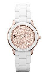DKNY 3-Hand Pave Crystal Dial Women's watch #NY8667 DKNY. Save 20 Off!. $108.00