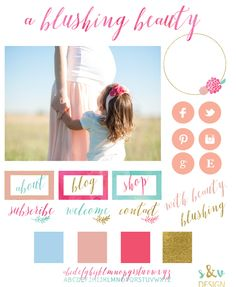BRAND KITS - Simple and vanessa
