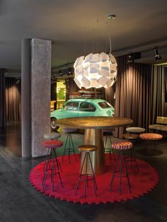 Chic & Basic Ramblas hotel by lagranja, Barcelona hotels and restaurants
