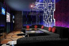 nightclub interiors for the senses - Google Search