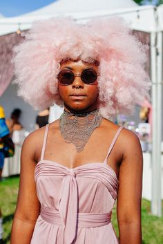 Afropunk Street Style Fest - Best Brooklyn Fashion | NYLON