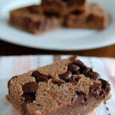 Chocolate Chip Espresso Shortbread
