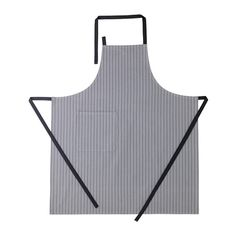 IKEA - ИКЕА/365+, Фартук, Регулируемая шейная лямка.Практичный карман для хранения различных мелочей.Цвета сохранят яркость после стирки, так как хлопок окрашен в пряже.