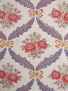 Country French FABRICS on Pinterest