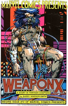 Wolverine in Marvel Comics Presents: Weapon X