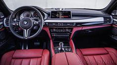Интерьер БМВ Х5М и Х6М / BMW X5M и X6M