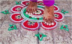 Wonderfull Mehendi art, India