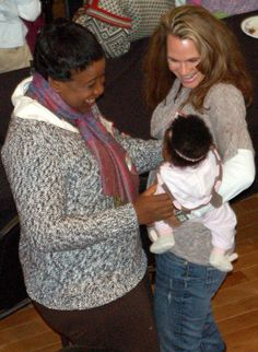 The Blessing of an Adoption Community | MLJ Adoptions | Adjustment | Congo | Parenting |