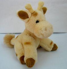 Baby Giraffe GUND Stuffed Animal Plush is so sweet
