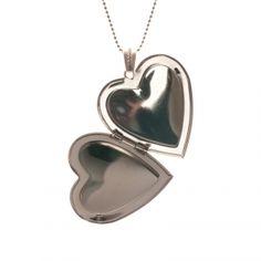 Heartshaped locket necklace Locket Necklace, Silver Color, Valentines Day, Valentine's Day Diy, Valentines, Valentine's Day