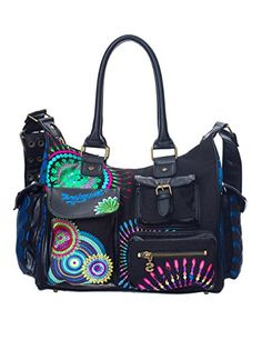 Desigual - Borsa BOLS_LONDON MED_ECLIPSE, Donna in OFFERTA su www.kellieshop.com Scarpe, borse, accessori, intimo, gioielli e molto altro.. scopri migliaia di articoli firmati con prezzi da 15,00 a 299,00 euro! #kellieshop Seguici su Facebook > https://www.facebook.com/pages/Kellie-Shop/332713936876989