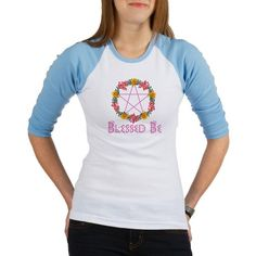 Blessed Be Shirt on CafePress.com