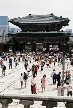 Heungnyemun (The Second Inner Gate) | Gyeongbokgung, Seoul, South Korea