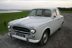 Peugeot 403 B7 sedan - 1964