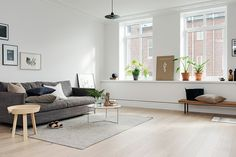 Home with soft and natural tones