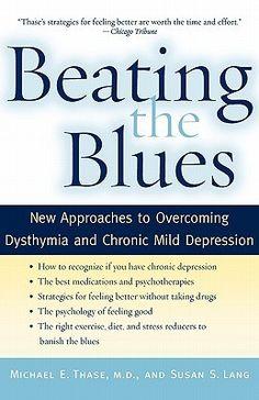 dysthymia definition psychology